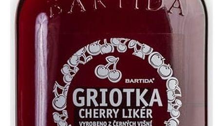 Griotka BARTIDA 1l 20%