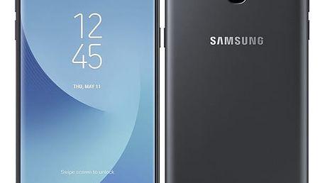 Mobilní telefon Samsung J5 2017 (J530F) (SM-J530FZKDETL) černý + DOPRAVA ZDARMA