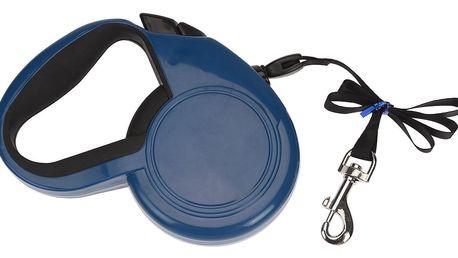 Vodítko pro psa modrá, 5 m