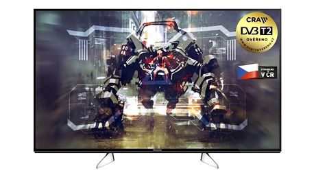 Televize Panasonic TX-55EX603E + DOPRAVA ZDARMA