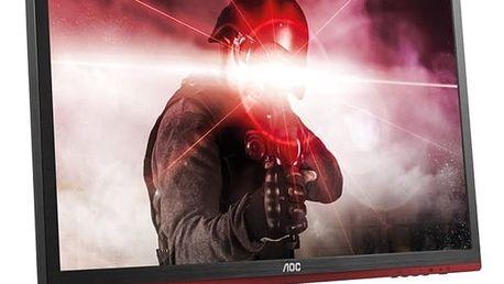 Monitor AOC G2460VQ6 (G2460VQ6) černý + DOPRAVA ZDARMA