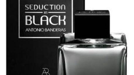 Antonio Banderas Seduction in Black 200 ml toaletní voda pro muže