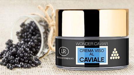 Luxusní kaviár pro kvalitní pleť, denní i noční použití