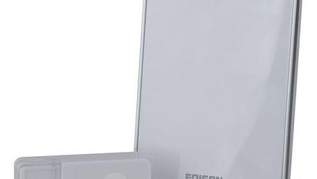 Zvonek bezdrátový EDISON M16 bateriový, polyfonní melodie, dosah 200m