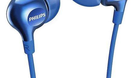 Sluchátka Philips SHE3700BL (SHE3700BL) modrá + Doprava zdarma