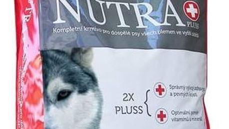 Granule Nutra Plus HI PERFORMANCE 12 kg + Doprava zdarma