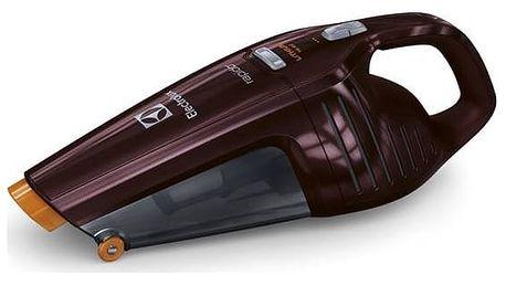 Akumulátorový vysavač Electrolux Rapido ZB6114BO fialový + Doprava zdarma