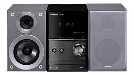 Mikrosystém Panasonic SC-PM600EG-S stříbrná + DOPRAVA ZDARMA