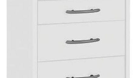 Pojízdný kontejner freddy, 33/63,5/38 cm