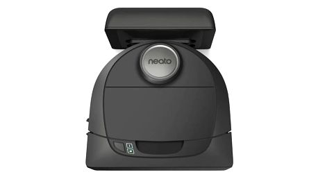Vysavač robotický Neato Robotics Botvac D5 Connected černý/stříbrný + Doprava zdarma