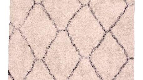 Bavlněný koberec House Nordic Goa,90x60cm