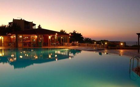 Řecko, Kréta, letecky na 8 dní bez stravy