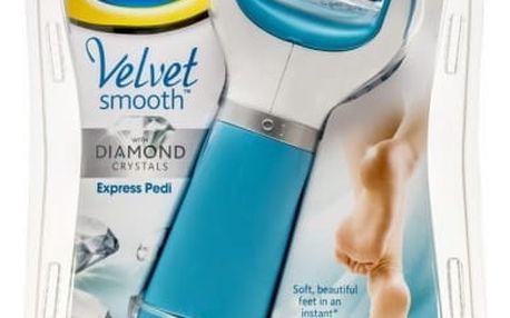 SCHOLL VelvetSmooth Elektrický pilník na chodidla,hrubý