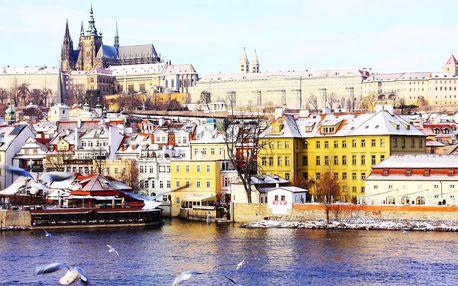Zimní interaktivní vycházka Prahou