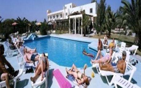 Řecko, Rhodos, letecky na 4 dny