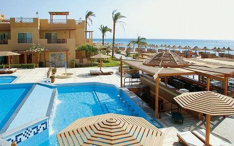 Egypt, Hurghada, letecky na 12 dní