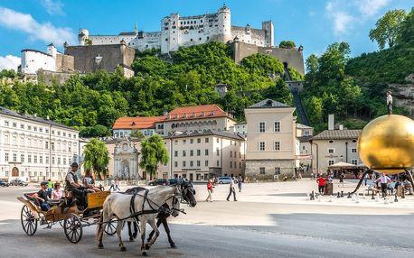 Rakouský NP Vysoké Taury - Krimmelské vodopády: výlet pro 1 osobu