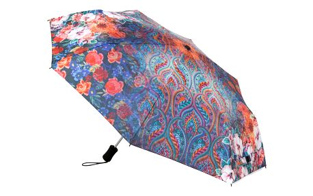 Desigual barevný deštník Freya