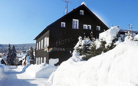 Hotel Duha***, Pobyt plný aktivit v oblíbeném krkonošském středisku