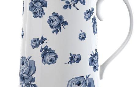 Porcelánový džbán Creative Tops Vintage Indigo,1,1l