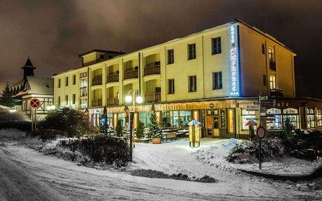 Zima v hotelu Smokovec *** blízko ski center