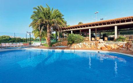Španělsko, Menorca, letecky na 8 dní s polopenzí
