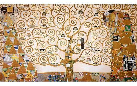 Reprodukce obrazu Gustav Klimt Tree of Life, 90x50cm - doprava zdarma!