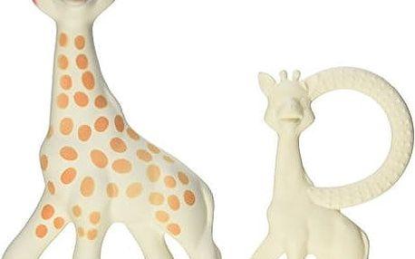 VULLI Dárkový set žirafa Sophie (žirafa + kousátko)