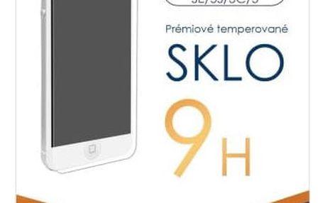 Ochranné sklo TGM pro Apple iPhone 5s/SE (TGM-iPHO5S) průhledné + Doprava zdarma