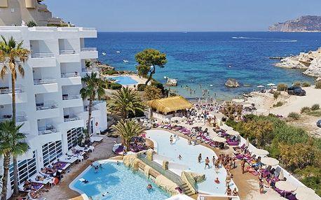 Španělsko, Mallorca, letecky na 8 dní