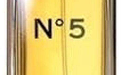 Chanel No.5 3x20 ml toaletní voda Náplň pro ženy
