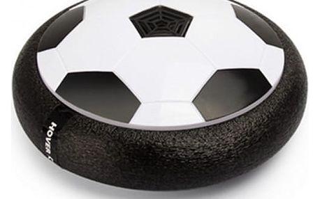 Vznášející se plochý fotbalový míč s LED