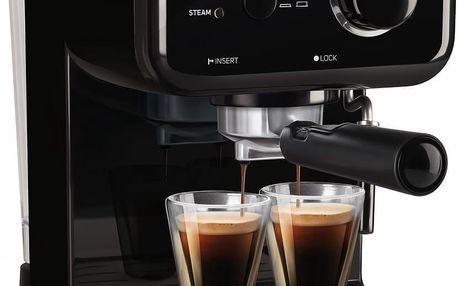 Pákové espresso Sencor SES 1710BK