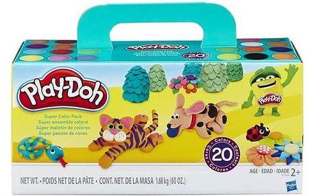 Play-Doh Hasbro Velké balení, 20ks