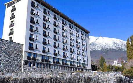 Zima v hotelu Granit Tatranské Zruby