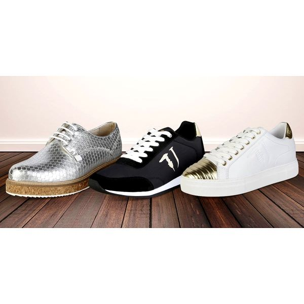 Stylové dámské sneakersy od Trussardi