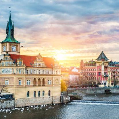 Praha se snídaní v Pensionu FOX