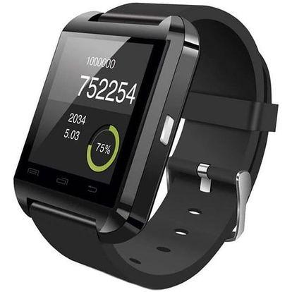 Chytré hodinky IMMAX SW5 (09006) černé