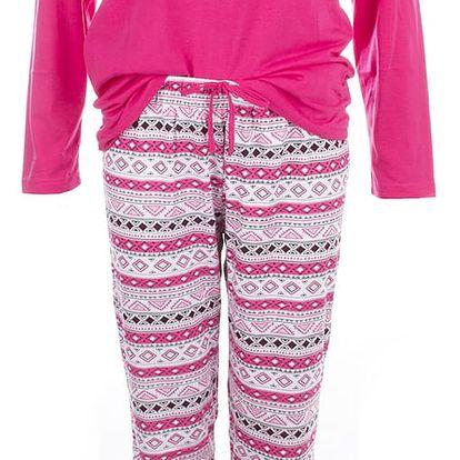 Valerie dream Dámské pyžamo s sovíčkami
