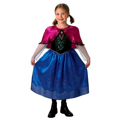 Anna Deluxe Frozen Child