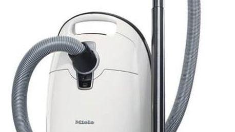 Vysavač podlahový Miele Complete C3 Allergy bílý + Doprava zdarma