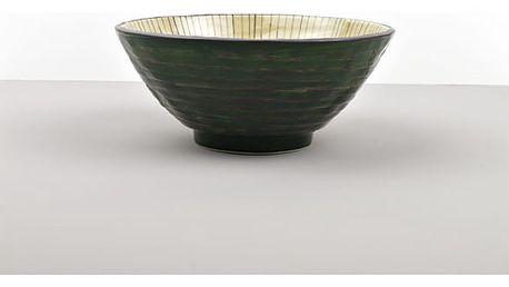 MIJ udon miska 20 cm zelená