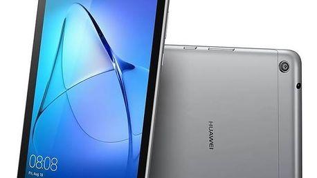 Dotykový tablet Huawei MediaPad T3 8.0 Wi-Fi (TA-T380W16TOM) šedý + Doprava zdarma