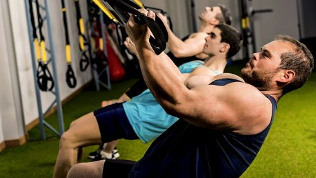 Od ledna do formy: 4týdenní fitness kurz pro muže