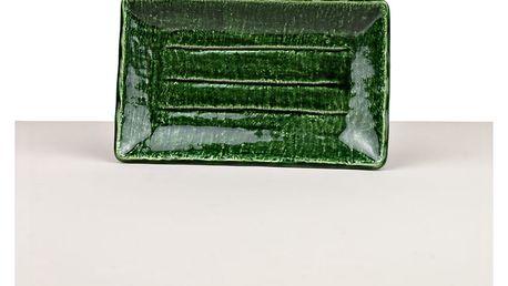 MIJ Talíř na sushi ORIBE 21 x 13 cm