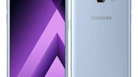 Mobilní telefon Samsung Galaxy A3 (2017) (SM-A320FZBNETL) modrý + Doprava zdarma