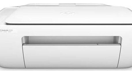 Tiskárna multifunkční HP Ink Advantage 2130 (F5S40B#BHE) bílá