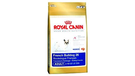 Granule Royal Canin Fr. Buldoček3 kg