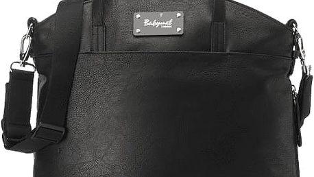 BABYMEL Pžebalovací taška Grace – Black