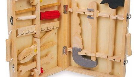 Dřevěná hrací sada Legler Maik